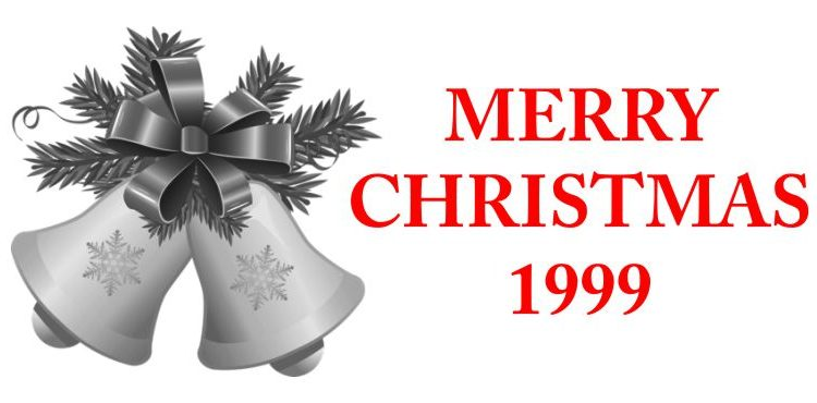 Silver Christmas Bells