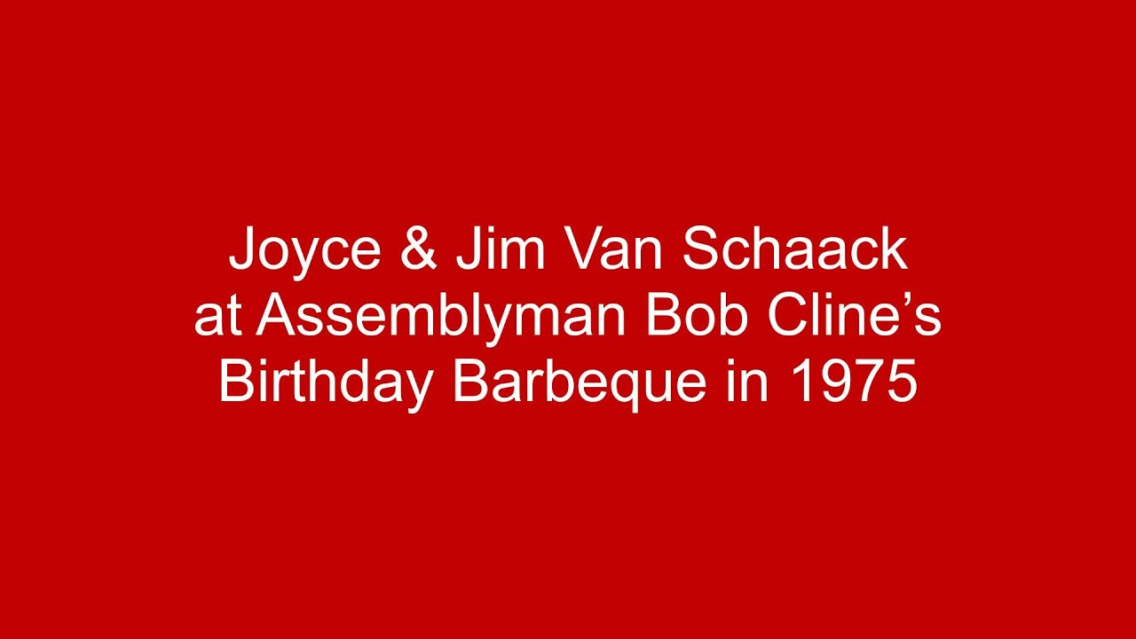 Assembly Bob Cline Birthday Barbecue 1975