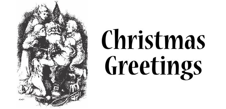 Van Schaack Christmas Letter 1987