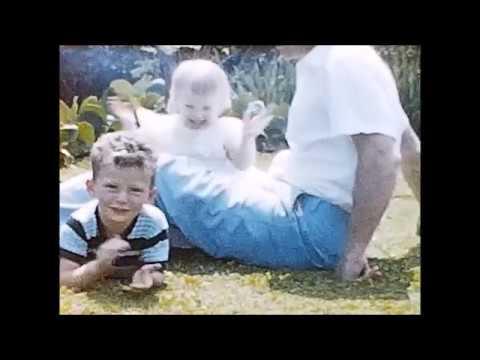 Jim and Joyce Van Schaack and Kids 1956-1957