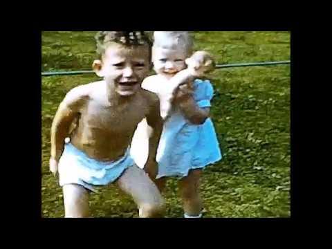 Summer Fun with the Van Schaack Kids in 1956