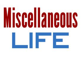 Miscellaneous Life