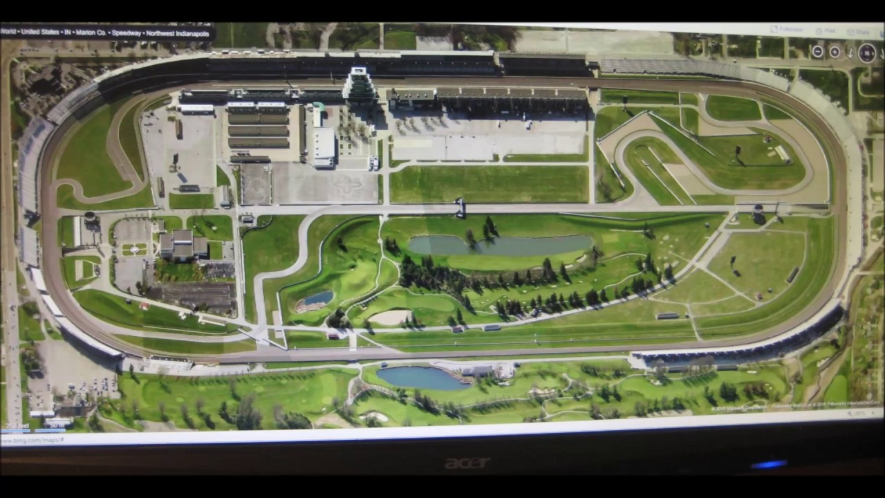 Visiting The Indianapolis Motor Speedway