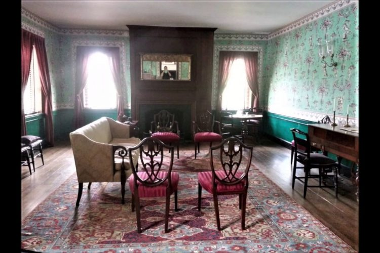 A Visit  To Locust Grove: Home of General George Rogers Clark