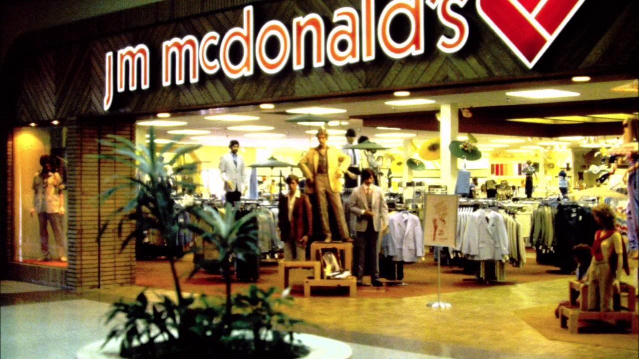 Jim Van Schaack's McDonald's Department  Store Visalia Project